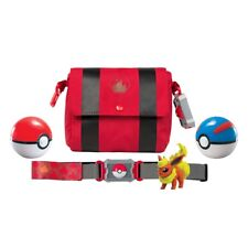Pokemon Complete Trainer Kit Fire Themed & Genuine
