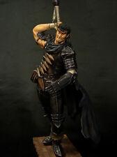Guts Black Swordman Berserk Rage Unpainted Statue Figure Model Resin Kit RARE