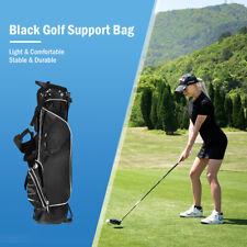 Golf Stand Cart Bag 4 Way Divider,Shoulder Strap,4 Pocket Organised Easy Carry