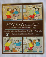 Some Swell Pup by Maurice Sendak and Matthew Margolis (Paperback 1978)