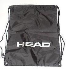 elástico Head Bolso Negro Ideal Para Escuela P. E