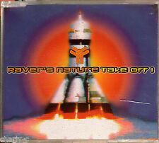 Take off - Raver's Nature  - Maxi CD