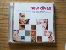CD-NEW DIVAS-Alicia Keys,Dido,Anastacia,Pink &C.-2002