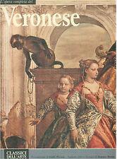 L'OPERA COMPLETA DEL VERONESE RIZZOLI 1981 CLASSICI DELL'ARTE 20