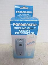 Pondmaster Tower Ground Fault Circuit Interrupter-great for Fish Ponds&Fountains