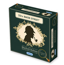 NEW Gibsons Games - 221b Baker Street - Sherlock Holmes Board game G778