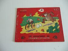 juin22 ---- SYLVAIN SYLVETTE format à l'italienne  n° 16  EO 1955