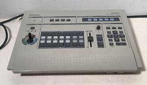 Vintage Panasonic Model WJ-MX20 Digital AV Mixer Tested Excellent Condition