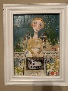 Original Kelly Rae Roberts Painting
