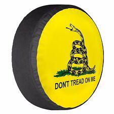 "35"" Don't Tread On Me -  Tire Cover - Boomerang -Wrangler - USA"