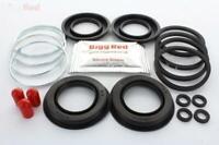 for Mercedes SL 300 420 450 500 R107 Front Brake Caliper Seal Repair Kit 4003S