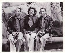 GENE KELLY MARSHA HUNT Original CANDID Vintage 1943 CLARENCE BULL MGM Photo