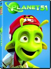 Planet 51 [New DVD] Ac-3/Dolby Digital, Dolby, Subtitled, Widescreen