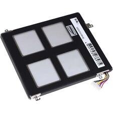 Akku für Tablet Asus Eee Slate B121-A1 7,3V 4450mAh/34Wh Li-Polymer Schwarz