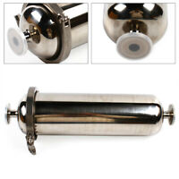 """3/4"""" 304 stainless steel Filter Housing Corrosion-resistant for industry, bevera"""
