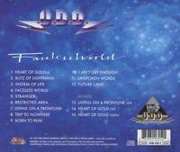 U.D.O. - FACELESS WORLD (RE-RELEASE+BONUS)  CD  HARD & HEAVY / HEAVY METAL  NEW!
