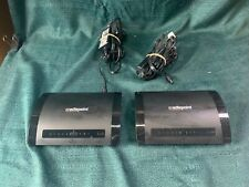 lot of 2 cradlepoint MBR95 routers with power supplies Cradle Point wipipe