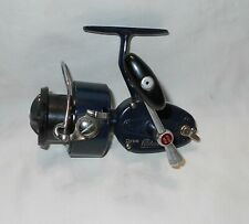 Vintage Blue Garcia Mitchell 400 Fishing Reel. Made in France.
