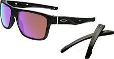 NUOVO Oakley - crossrange (AF) - Occhiali da sole,Nero Lucido / Prizm Golf