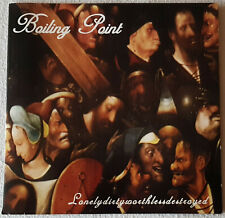 Boiling Point - Lonelydirtyworthlessdestroyed - CD - 1996 - First Press