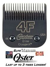 Oster A5/A6 ELITE TITANIUM 4F 4FC BLADE*Fit Most Andis,Wahl Clipper PET GROOMING