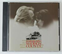 Various Artists : Remembering Madison County CD Promo Copy