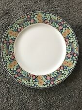"""Rosenthal Classic Rose Birds Floral Dinner Plate Germany 10"""""""