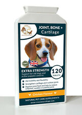 Support For Joint, Bone & Cartilage Powerful Green Lip Mussel   For old dogs