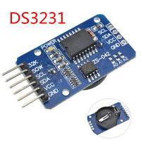 DS3231 AT24C32 IIC precision Real time clock module memory module Arduino