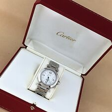 Pasha de Cartier  Pasha Watch Box CARTIER PASHA 35 Watch Unisex With Box