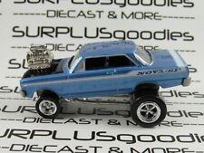 Johnny Lightning 1:64 LOOSE  Collectible Blue 1963 CHEVROLET NOVA SF ZINGERS!