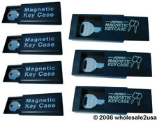 7 Industrial Grade Hide-a-Key Magnetic Spare Key Cases