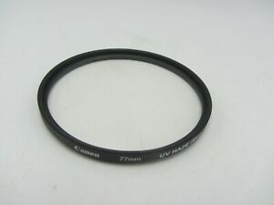 77 mm UV Filter Upgraded Pro 77mm HD MC UV Filter Fits 77mm UV Filter Canon EF 24-105mm f//4L IS USM 77mm Ultraviolet Filter