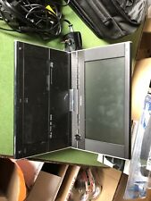 "TOSHIBA  SD-P91S  PORTABLE DVD PLAYER - 9"" Swivel & Flip Screen - IN GOOD COND"