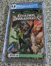 DARK NIGHTS DEATH METAL LEGENDS OF THE DARK KNIGHT 1 CGC 9.8 Robin King  Batman