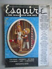 Esquire Magazine - October 1940 Issue - Alex Raymond Foldout
