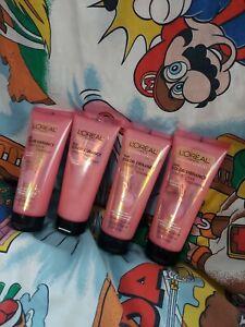4 ~ L'Oreal Paris Color Vibrancy Instant Nourishing Hair Mask Treatment 6.8 oz