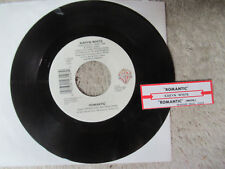 KARYN WHITE romantic / instrumental JUKEBOX STRIP   45