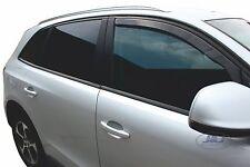 DAU10234 AUDI Q5 5 Portes 2009-2015 Deflecteurs d'air Déflecteurs de vent 2pcs