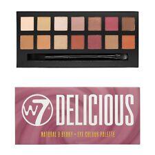 W7 Delicious Eye Colour Palette, 11.2 g, 14-Piece Eye Shadow Eyeshadow