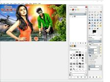 Professional Photo Editing Software Photoshop Alternative