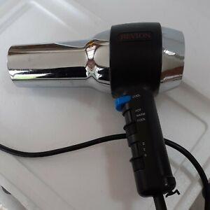 REVLON Compact Hairdryer Hand Held Hairdryer.