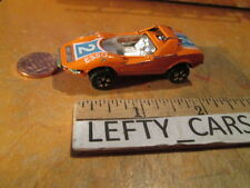 PLAYART ORANGE ALFA ROMEO P33 SCALE 1:64 HONG KONG - LOOSE! NO BOX!
