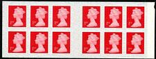SPECIAL OFFER - FORGERY - M19L MT1L MACHIN 1st CLASS BOOKLET