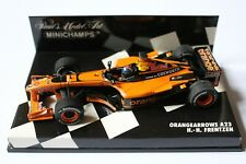 Minichamps 1:43 2002 Heinz Harald Frentzen Orange Arrows A23