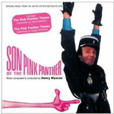 Son Of The Pink Panter Henry Mancini Benigni Colonna Sonora  CD Nuovo Sigillato