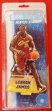 LeBRON JAMES F/#23 Acrylic Standup (WinCraft) Cleveland Cavaliers NBA NEW/MINT