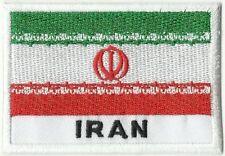 écusson ECUSSON BRODE PATCHE PATCH THERMOCOLLANT DRAPEAU IRAN DIMENSION 7 X 5 CM