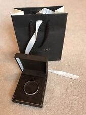 Childrens Silver Expander Bangle : From Ernest Jones (Free Tracked Delivery)
