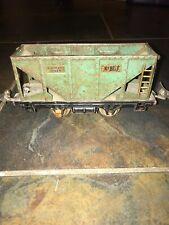 LIONEL Train PREWAR 803 TINPLATE HOPPER 1923-34